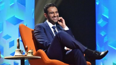 Two of us: Ahmad and Waleed Aly on growing up in Australia