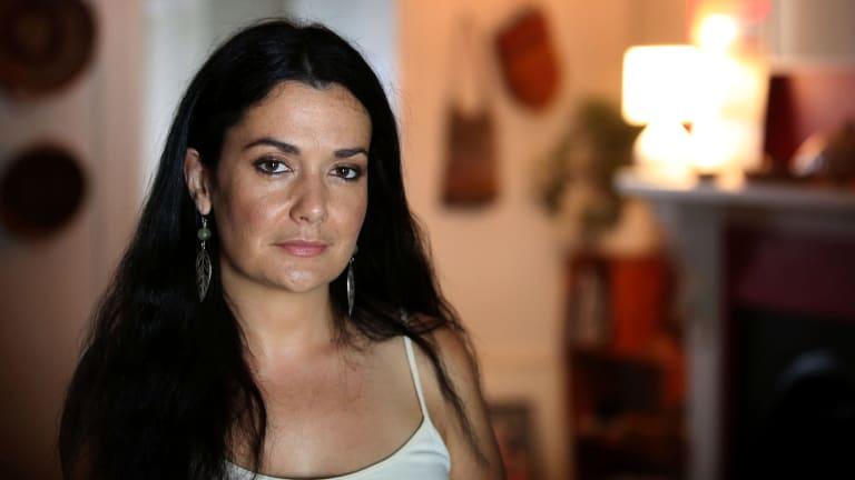 Singer songwriter Leah Flanagan.