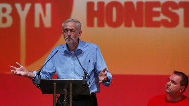 Jeremy Corbyn, the  frontrunner in the Labour Party leadership race,  wants to return the party to its socialist roots.