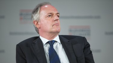 "Unilever chief executive Paul Polman. The company says union claims the move will cut workers' take-home pay by 46 per cent had ""no basis in fact""."