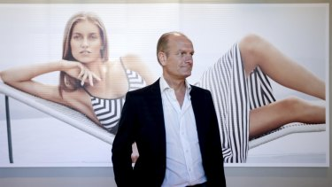 Former David Jones boss Iain Nairn will oversee Kikki.K's global expansion after joining the stationery retailer as CEO this week.