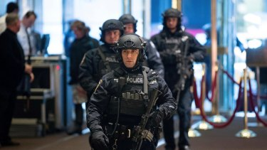 One guest compared security at Trump Tower to that of US airports.
