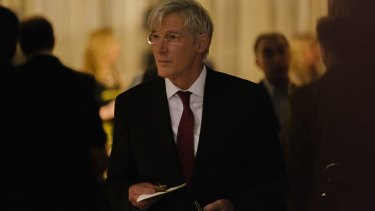 """""""The Chinese communist party is not particularly happy with me"""": Richard Gere."""