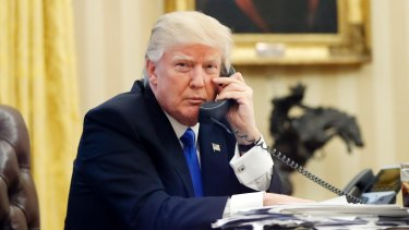Donald Trump's heated phone call with Prime Minister Malcolm Turnbull in January made headlines around the world.