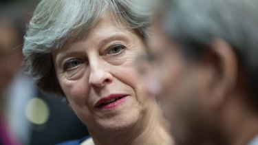 Doubts about her political capital: UK Prime Minister Theresa May