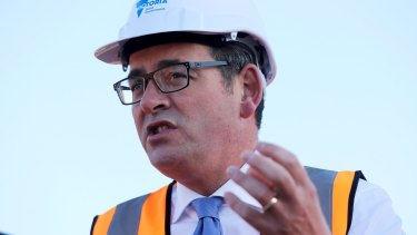 I'm a lumberjack and I'm not OK: Premier Daniel Andrews' government has bought a struggling timber mill, but won't reveal crucial details.