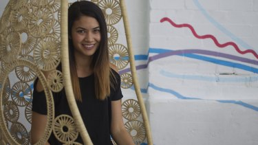 Canva CEO Melanie Perkins has managed to attract top tier talent to Sydney from as far afield as Argentina, Germany and North America.