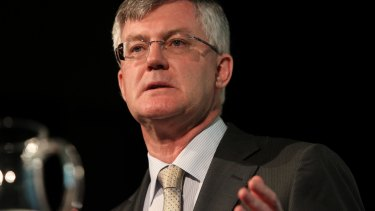 New Secretary of the Department of Prime Minister and Cabinet, Martin Parkinson.