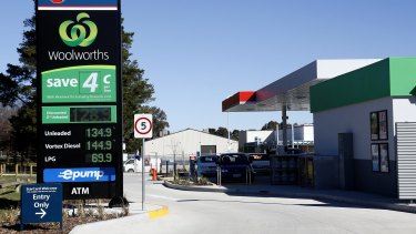Beerwah man Steven Willmott was asked for personal details when applying for a job at a Woolworths service station.