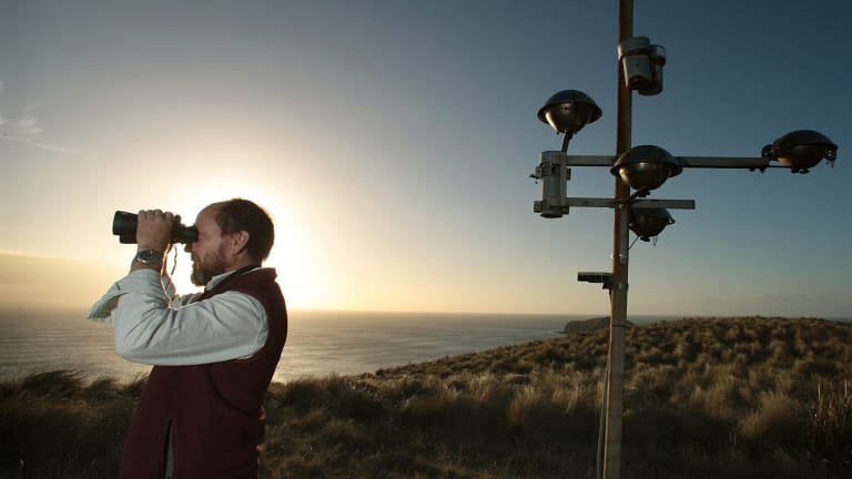 Cape Grim, the premier site monitoring atmosphere composition in the sourthern hemisphere, will celebrate 40 years of operations next month.