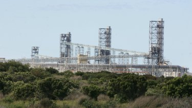Alcoa's Portland aluminium smelter has been given a new lease of life.
