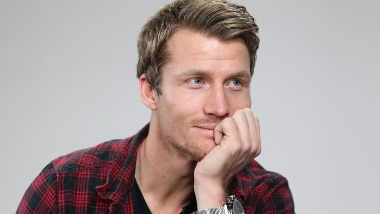 Former The Bachelor Richie Strahan has parted ways with Chadwick Models.