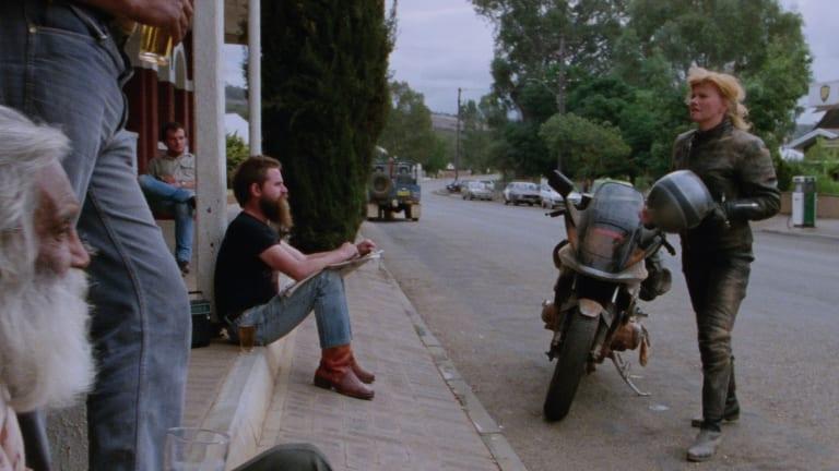 Asta (Deborra-Lee Furness) arrives in town.