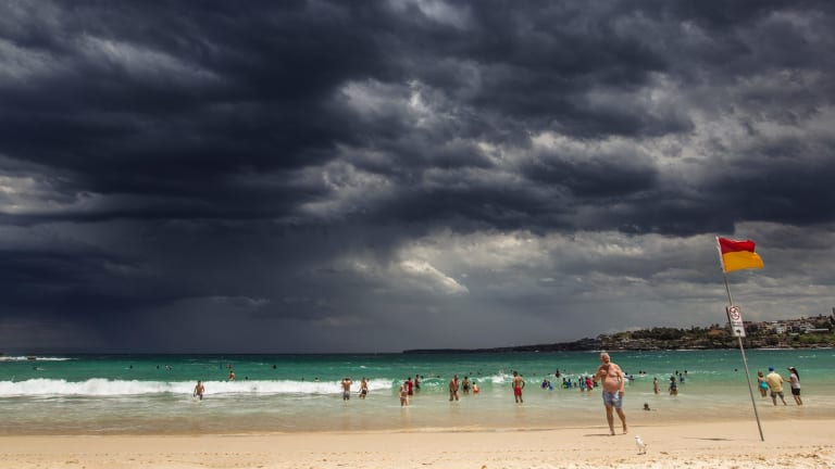 Rain and storms could be on the radar for Sydney this Christmas Day.
