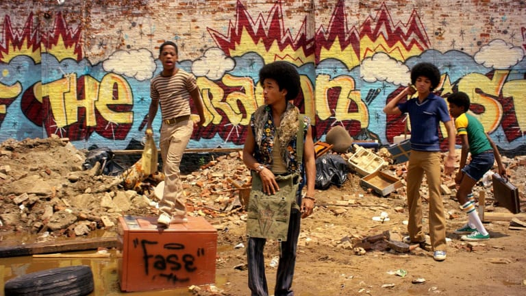 Baz Luhrmann's <I>The Get Down</i>, produced for Netflix, has drawn mixed reviews.
