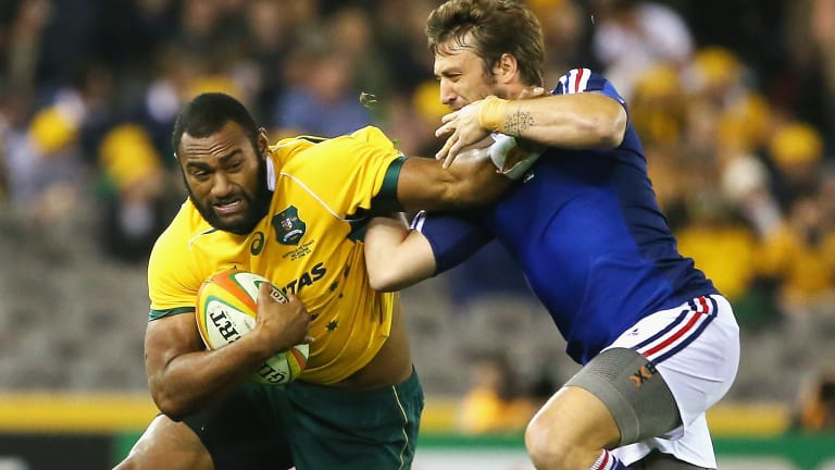 Tevita Kuridrani is in contract negotiations which would secure him a massive payday.