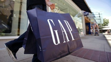 Gap stores will be closed within the next six months, reflecting the tough times in retail.