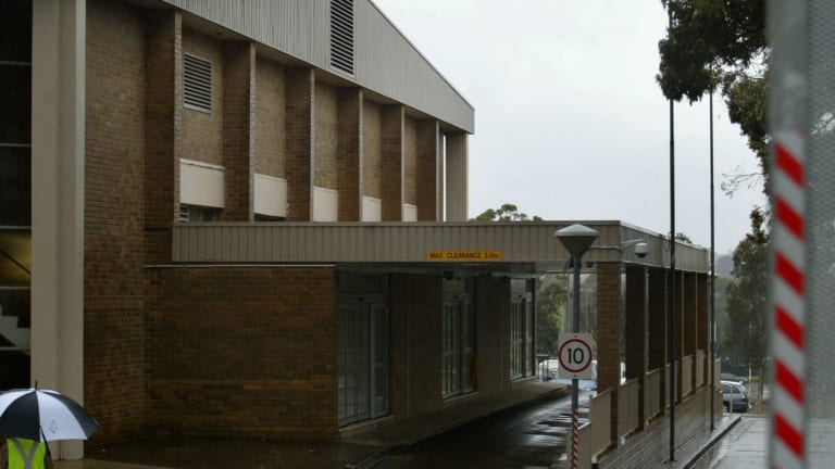 The Brethren's community hall in the Sydney suburb of Ermington.