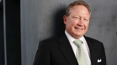 Mining magnate Andrew Forrest has been campaigning for the elimination of slavery in business supply chains.