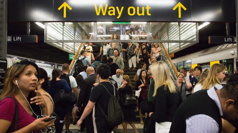 Train commuters will face major disruptions if the industrial action goes ahead.