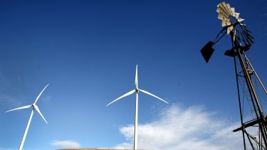 Infigen has sold its wind farms in the United States.