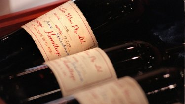 Unfortunate outcome: Penfolds' ex-distributor in China is now dumping stock on the market.