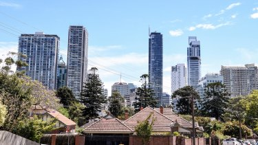 High-density living: the rise of Sydney's 'vertical families'