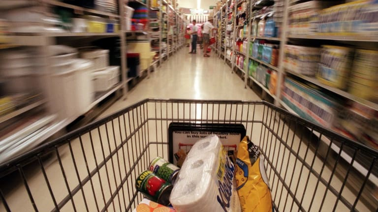 Competition has helped food shoppers.