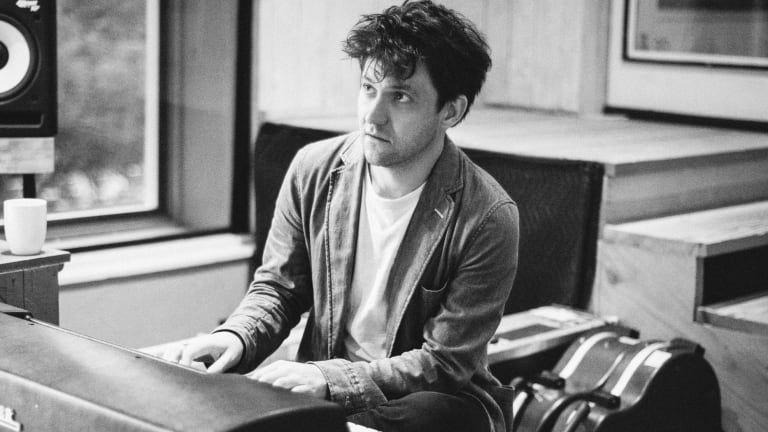 Moving on with life: Singer-songwriter Conor Oberst.