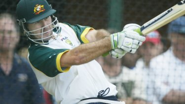 Wealth of experience: Ricky Ponting, pictured at Adelaide Oval in 2003.