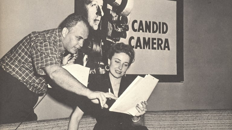 Candid Camera, which ran for more than 30 years, was a good example for how going with the crowd could make you look silly.