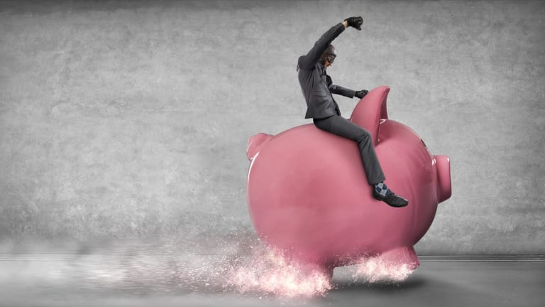 You'll need $250,000 in savings to generate $10,000 in income.