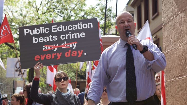 Unions NSW secretary Mark Morey says the underpayment of overseas workers has become routine.