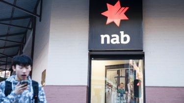 "NAB said it was investigating some ""issues"" relating to anti-money laundering laws."