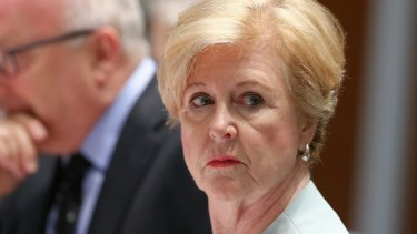 Human Rights Commission President Gillian Triggs.