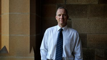 """""""Better visual arts education and research outcomes"""": Sydney University's Michael Spence."""