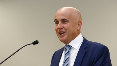 NSW Minister for Education Adrian Piccoli.