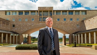 Bond University vice-chancellor Tim Brailsford says one assault is one too many.