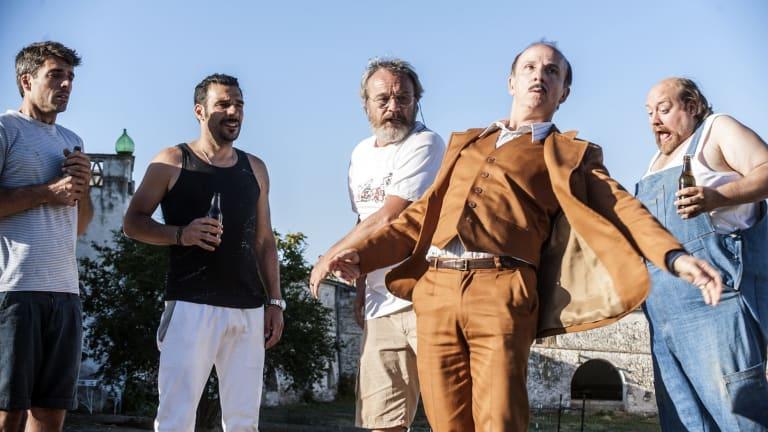 The Legendary Giulia comedy screens in the 2015 Lavazza Italian Film Festival.