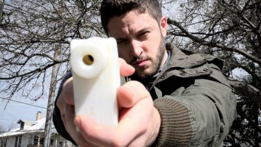 Cody Wilson is the founder of Defense Distributed, an organisation that publishes open source gun designs suitable for 3D printing.