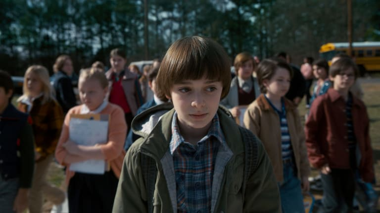 Netflix's Stranger Things was one of several television dramas to dominate the nominations.