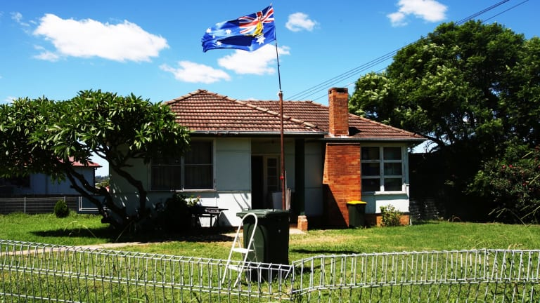 Great Australian dream receding: Total home ownership fell in every city but Perth, census figures show.