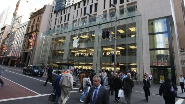 People are turning their backs on Apple.