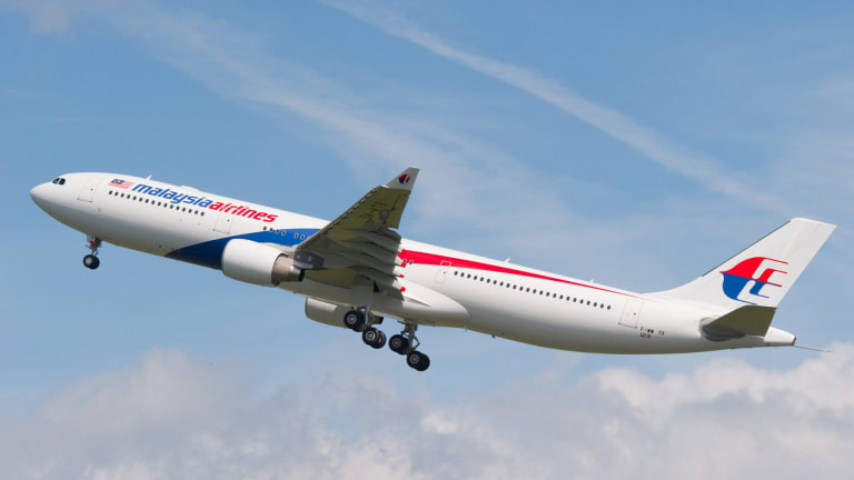Malaysia Airlines' flight MH132 flew on the wrong path after air traffic controllers in New Zealand were given the wrong flight plan.