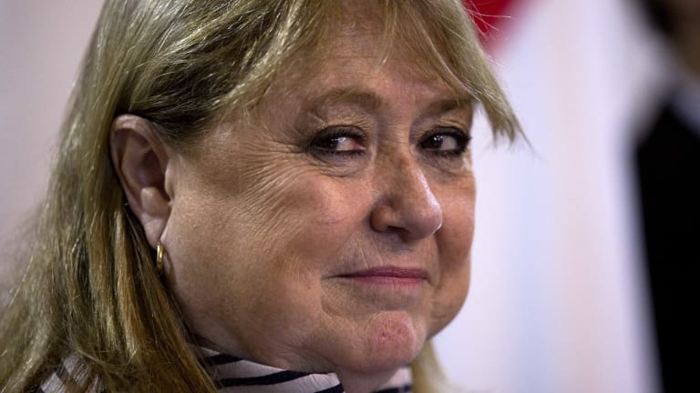 Argentina's Minister of Foreign Affairs Susana Malcorra.