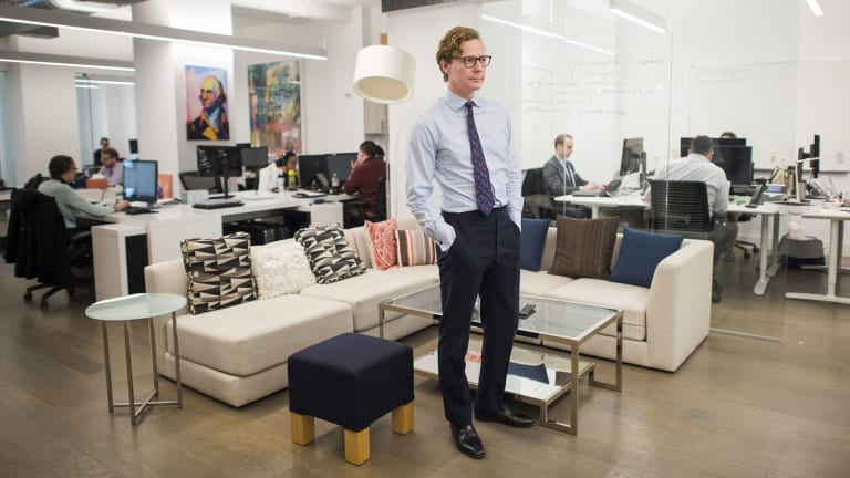 Cambridge Analytica chief executive Alexander Nix is about to visit Australia.