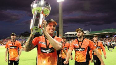 Big viewership, low costs: Channel Ten will likely want to hold on to the Big Bash League.