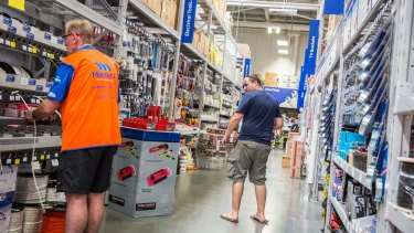 Woolworths and Lowe's invested $3.5 billion in its hardware experiment.