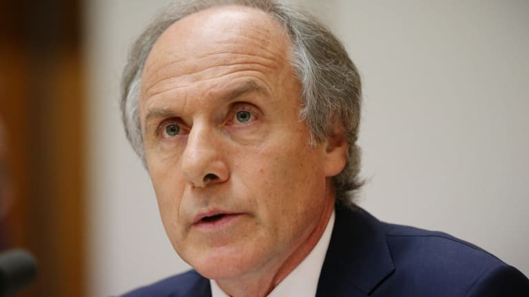 Australia's Chief Scientist Alan Finkel.