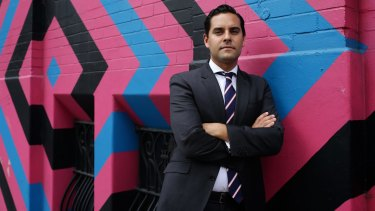 """City of Sydney MP Alex Greenwich believes an """"all-or-nothing"""" approach to banning whole-unit holiday lets in residential buildings will fail."""